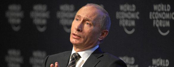 Putin ha arrasado en las elecciones a presidente en Rusia
