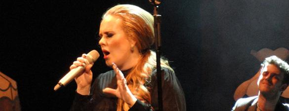 La Academia de los Óscar decidió nominar a Skyfall de Adele a mejor canción original y ganó