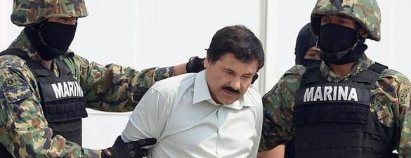 ¿Adónde se llevan al Chapo Guzmán?