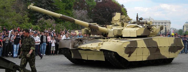 Ves o ve preparándote para la guerra en Ukrania