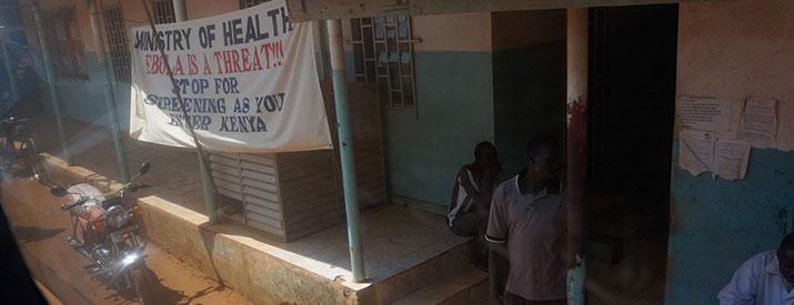 Las autoridades sanitarias informan que el ébola puede extenderse